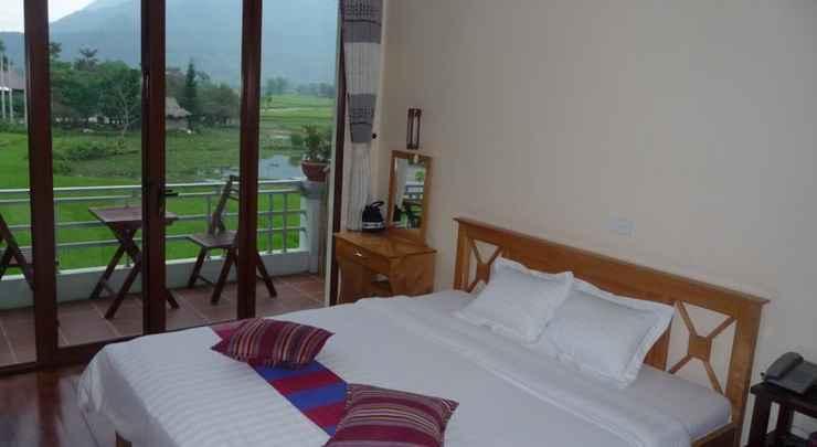 BEDROOM Khách sạn Mai Chau Valley View
