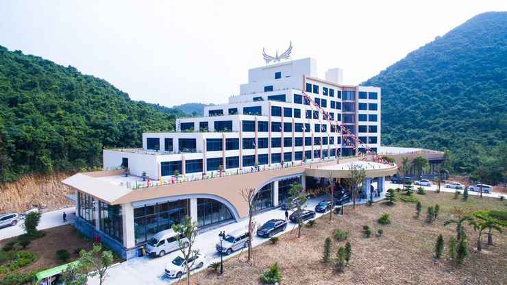 EXTERIOR_BUILDING Khách sạn Mường Thanh Luxury Diễn Lâm