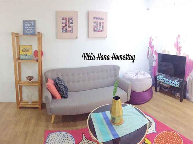 LOBBY Villa Hana Homestay