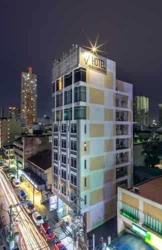 EXTERIOR_BUILDING V Hotel Manila