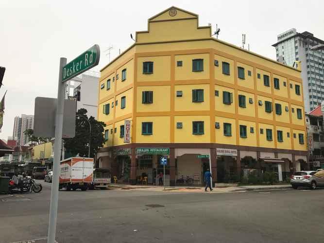 EXTERIOR_BUILDING Golden Royal Hotel