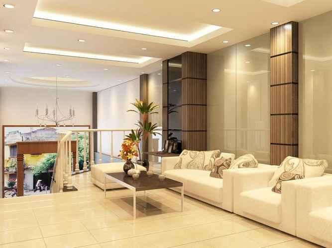 LOBBY Khách sạn Crystal Hà Nội