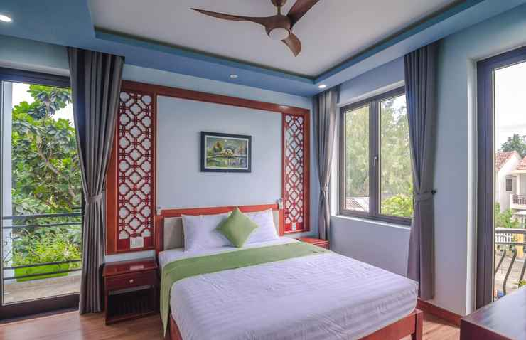 BEDROOM Tue Tam Garden Villa