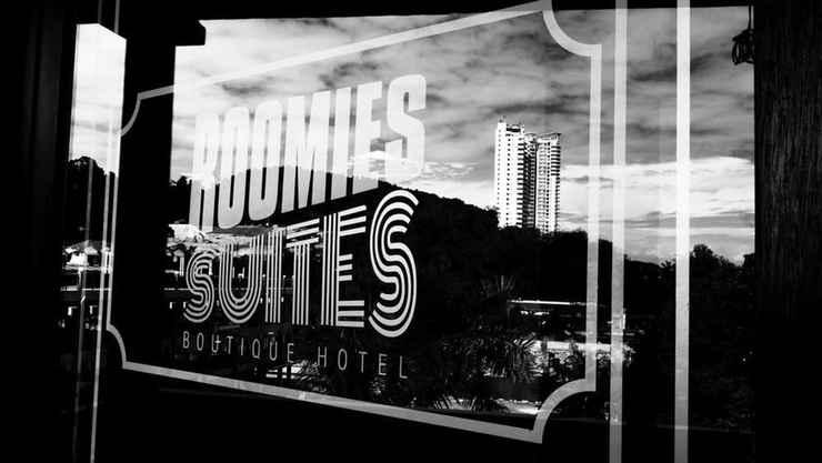 EXTERIOR_BUILDING Roomies Suites Boutique Hotel