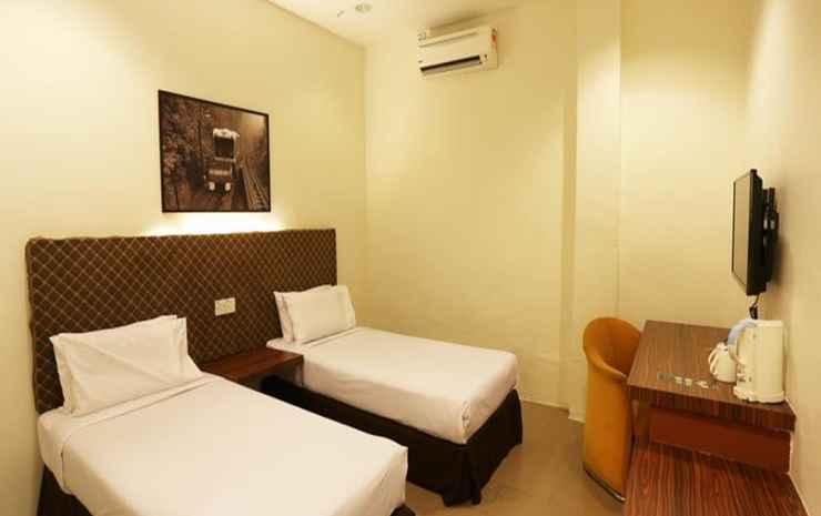 Station Budget Hotel Penang - Standard Twin Room