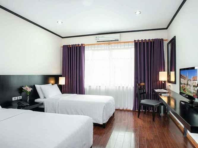 BEDROOM Khách sạn Thăng Long GTC Hanoi