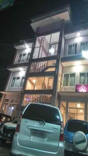 EXTERIOR_BUILDING Hotel Amalia Malioboro