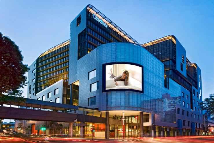 EXTERIOR_BUILDING Citadines Mount Sophia Singapore