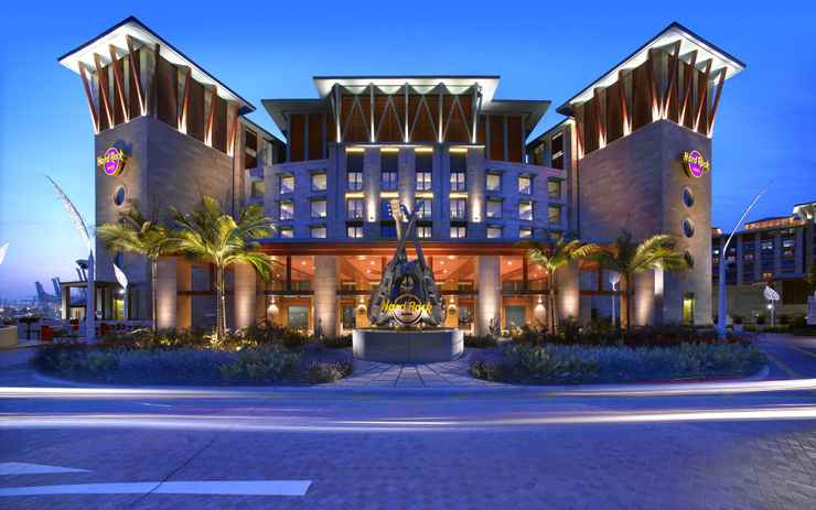 EXTERIOR_BUILDING Resorts World Sentosa - Hard Rock Hotel
