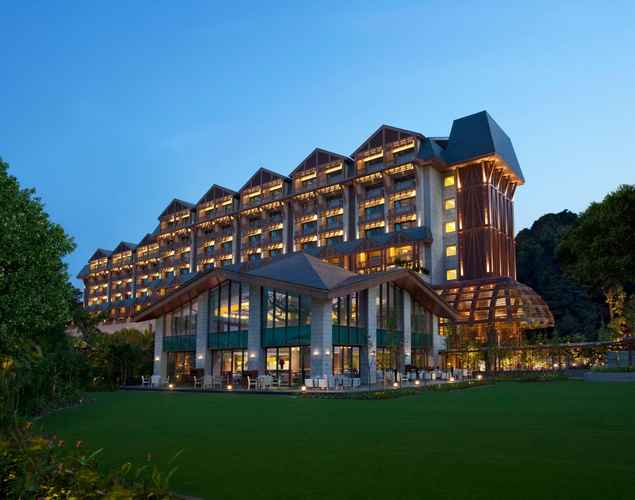 EXTERIOR_BUILDING Resorts World Sentosa - Equarius Hotel