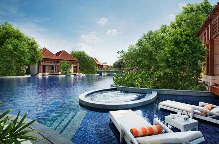 SWIMMING_POOL Resorts World Sentosa - Beach Villas