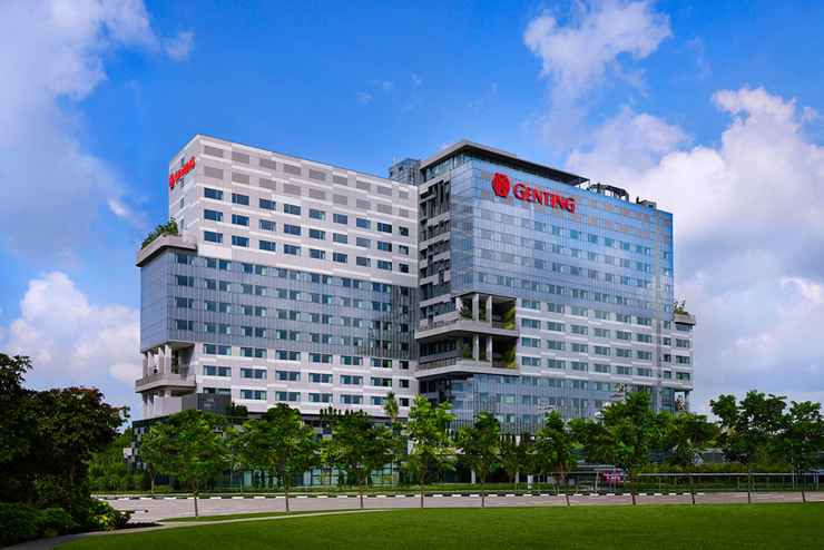 EXTERIOR_BUILDING Genting Hotel Jurong
