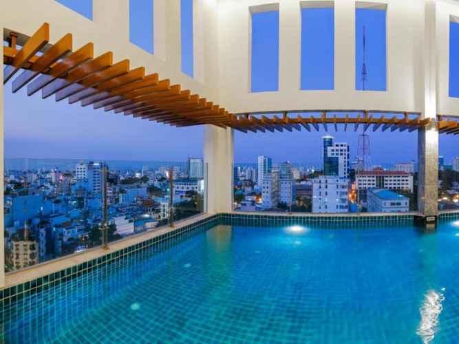 SWIMMING_POOL Muong Thanh Grand Saigon Centre Hotel