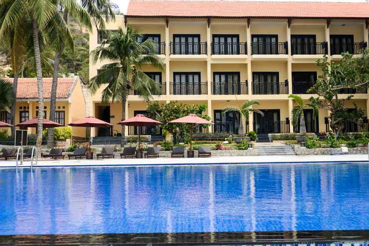 LOBBY Hòn Rơm Central Beach Resort