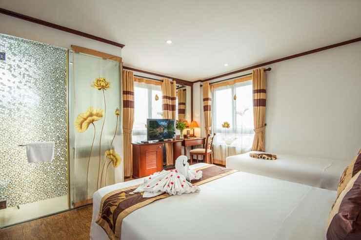 BEDROOM Khách sạn May De Ville Legend