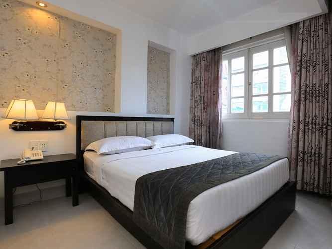 BEDROOM Khách sạn Hoàng Vinh