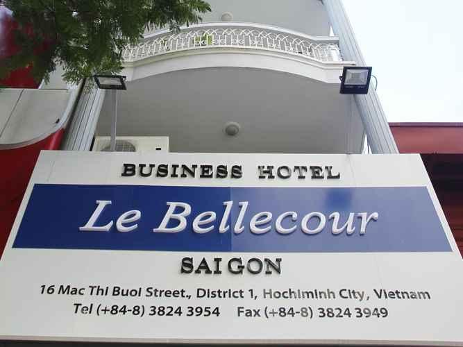 EXTERIOR_BUILDING Khách sạn Le Bellecour Saigon