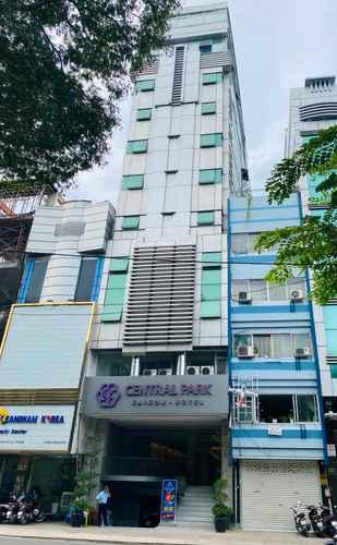EXTERIOR_BUILDING Khách sạn Central Park Sài Gòn