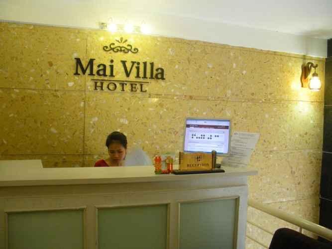 LOBBY Khách sạn Mai Villa - Hoàng Quốc Việt