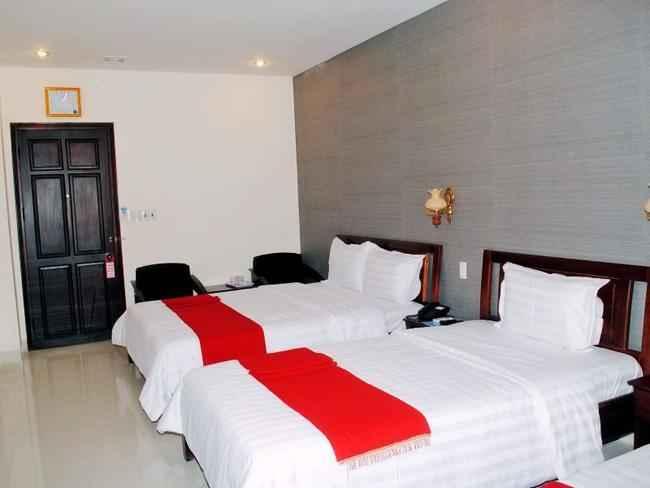 BEDROOM Khách sạn Vinapha