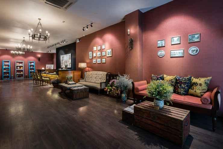LOBBY Khách sạn Asian Ruby Select