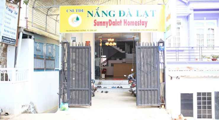 EXTERIOR_BUILDING Sunny Dalat Homestay