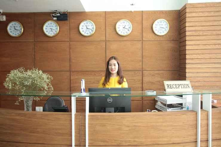 LOBBY Khách sạn Gia Hòa Saigon