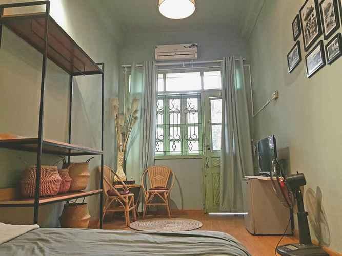 BEDROOM Khách sạn Olive Hanoi