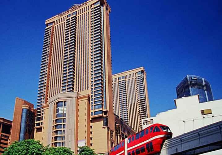 EXTERIOR_BUILDING Daimond Suite @ Times Square