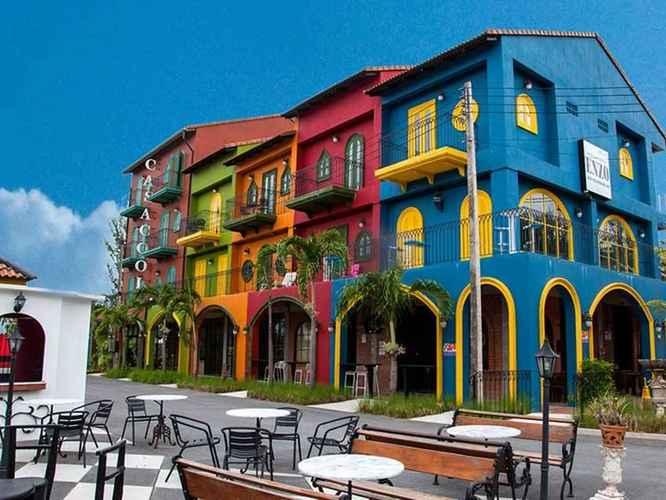 EXTERIOR_BUILDING Casacool Hotel