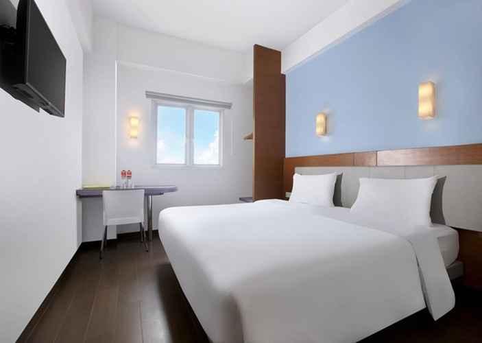 BEDROOM Amaris Hotel Serpong Tangerang