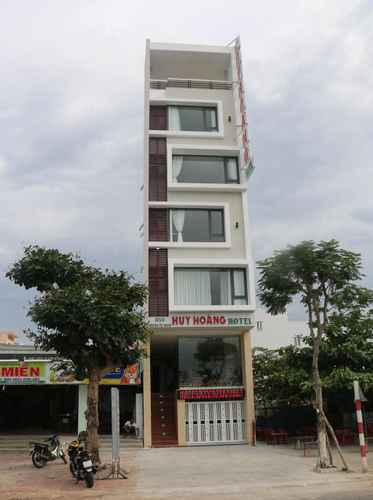 EXTERIOR_BUILDING Khách sạn Huy Hoàng