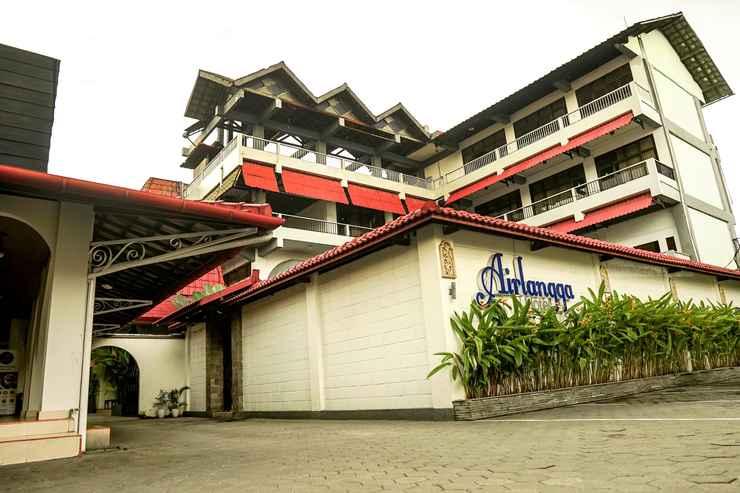 EXTERIOR_BUILDING Airlangga Hotel