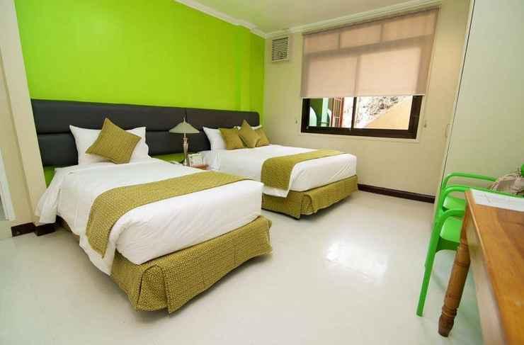 BEDROOM Baguio LeFern Hotel North Drive