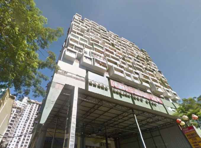 EXTERIOR_BUILDING Hotel Elwarda KL City