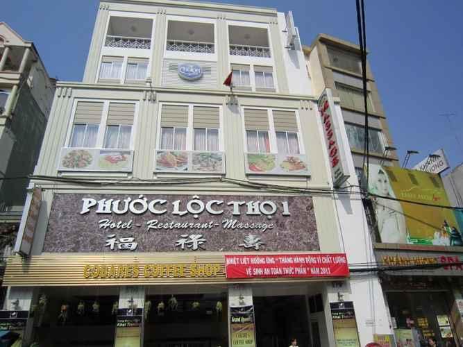 EXTERIOR_BUILDING Phuoc Loc Tho 1 Hotel