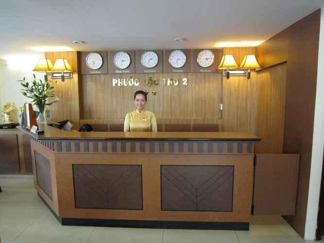 LOBBY Khách sạn Phước Lộc Thọ 2