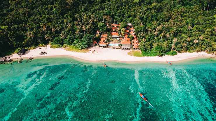 EXTERIOR_BUILDING Adang Island Resort