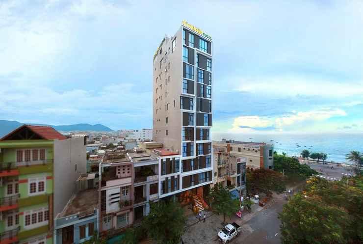 EXTERIOR_BUILDING Khách sạn Vỹ Thuyên