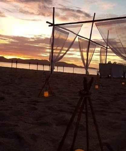 LOBBY Pozo Robo Beach Club and Camping Site