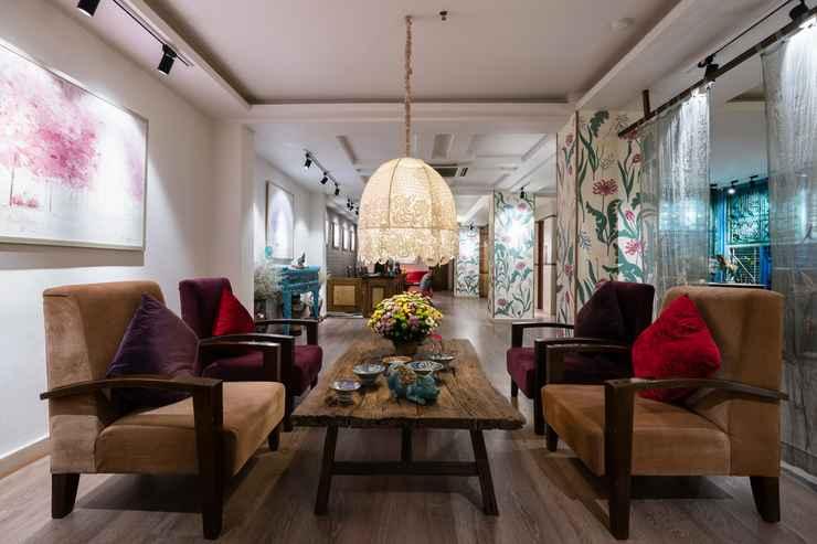 LOBBY Khách sạn Asian Ruby Center Point