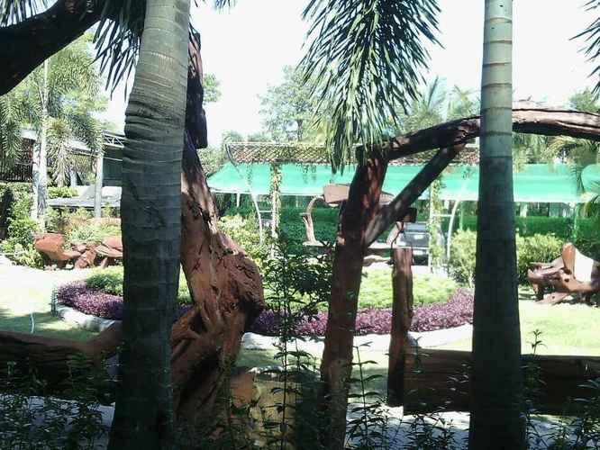 COMMON_SPACE สวนหอม รีสอร์ท