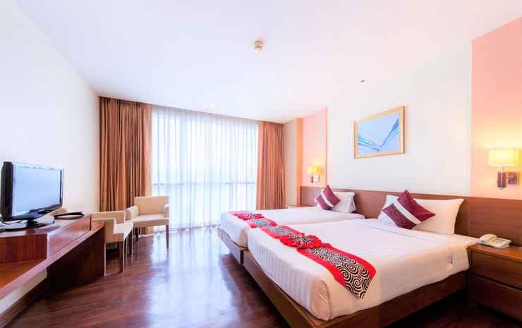 Lantana Resort  Bangkok - Deluxe Twin Room Only