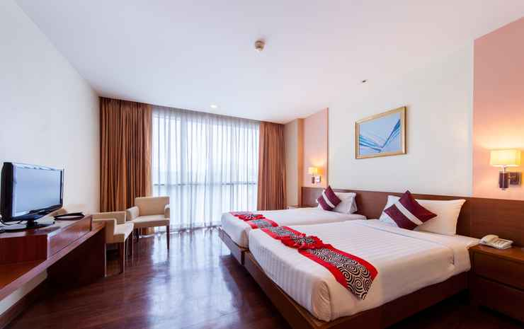 Lantana Resort  Bangkok - Deluxe Twin Room with Breakfast