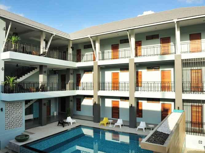 EXTERIOR_BUILDING Hotel Rukcozy Khao Lak