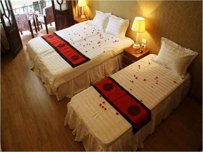 BEDROOM Khách sạn Real Hanoi