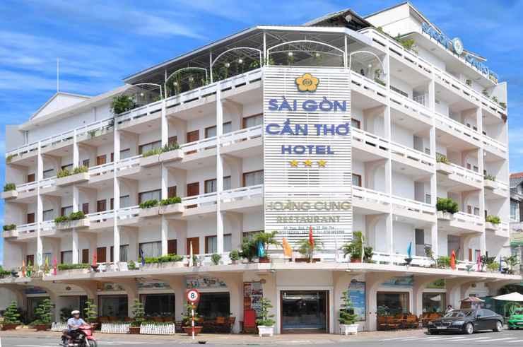 EXTERIOR_BUILDING Khách sạn Sài Gòn Cần Thơ