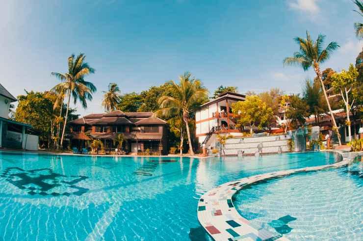 SWIMMING_POOL Arwana Perhentian Resort