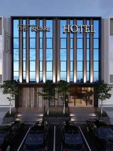 EXTERIOR_BUILDING The Square Hotel