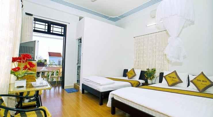 BEDROOM Thu Bon Riverside Homestay
